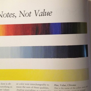 Color and Color Notes